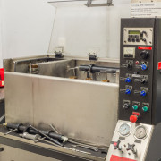 HI 2000 HEUI Test Bench